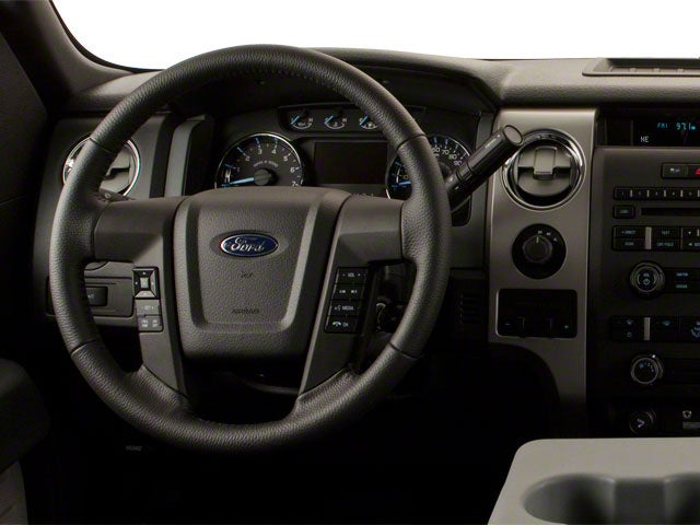 2012 Ford F 150 4wd Supercrew 145 Lariat