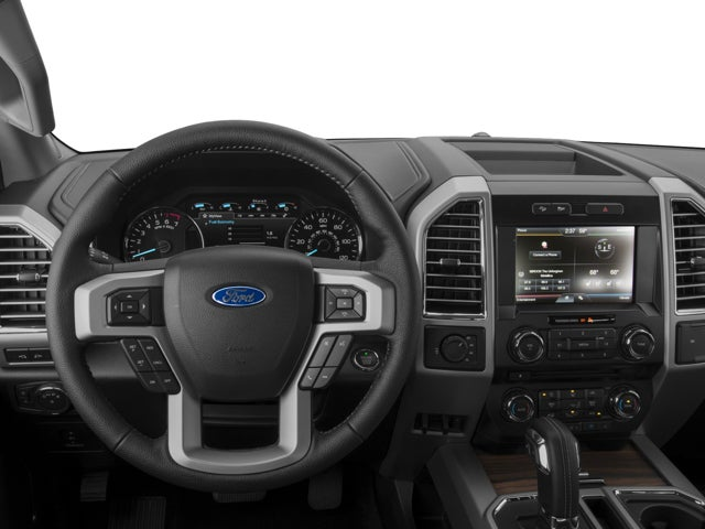 2015 Ford F 150 4wd Supercrew 145 Lariat